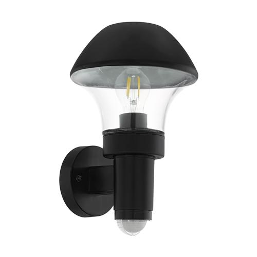 Verlucca Outdoor Black Sensor Light 97445
