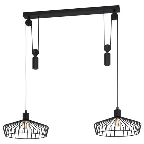 Winkworth Double Rise and Fall Ceiling Pendant 43438