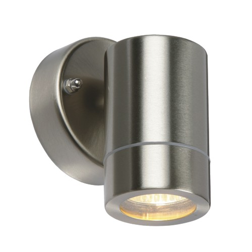Palin Stainless steel Outdoor Wall Light 13801