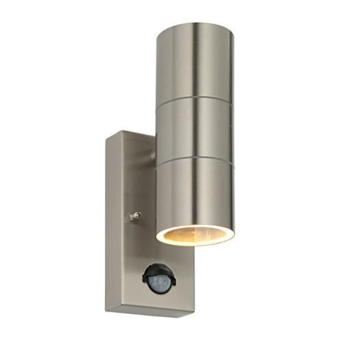 51893 Palin PIR Outdoor Wall Light The Lighting Superstore