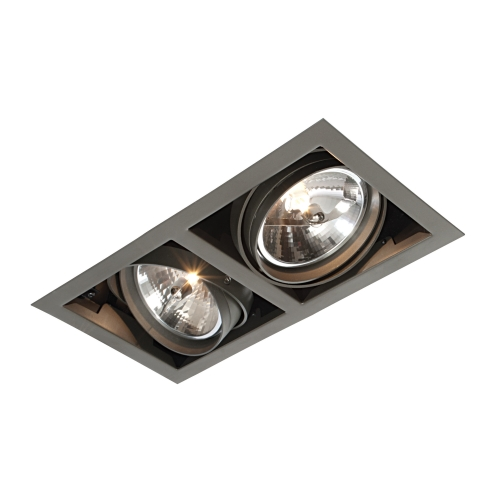 AR00201 Box AR111 Twin Recessed