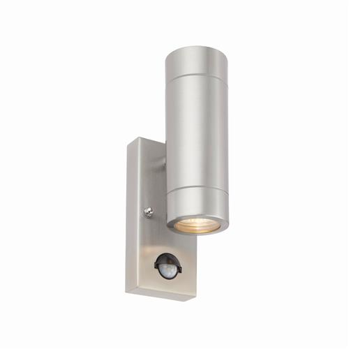Atlantis IP44 Coastal Double PIR Wall Light 73445