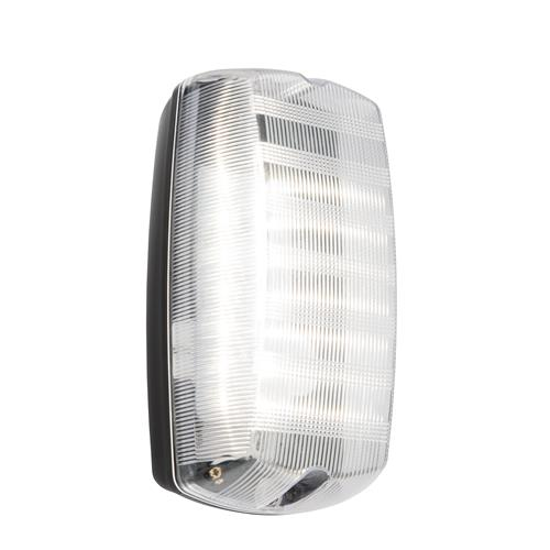 Avit LED IP65 Black Outdoor Bulkhead Light 91238