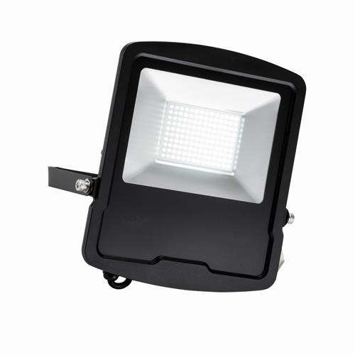 Mantra LED 100 Watt IP65 Black Outdoor Floodlight 78971