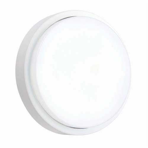 Rond LED IP54 Microwave Security Light 78623