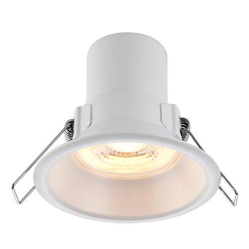 Shield ECO 3000k Anti-Glare Fire Rated Shower light 81016