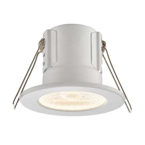 Shield ECO 4000K LED White Fire Rated Recess Light 74708