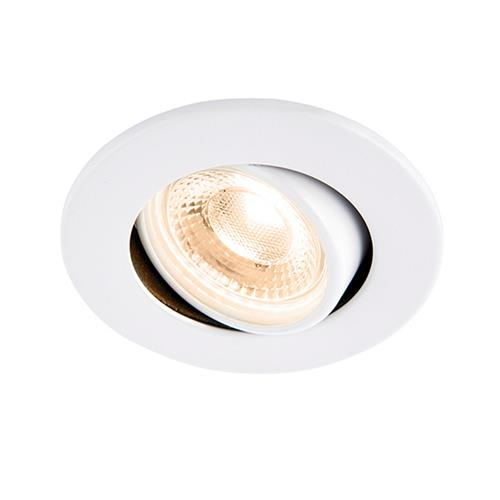 Shield ECO Tilt 3000K Recess LED Spotlight 78520
