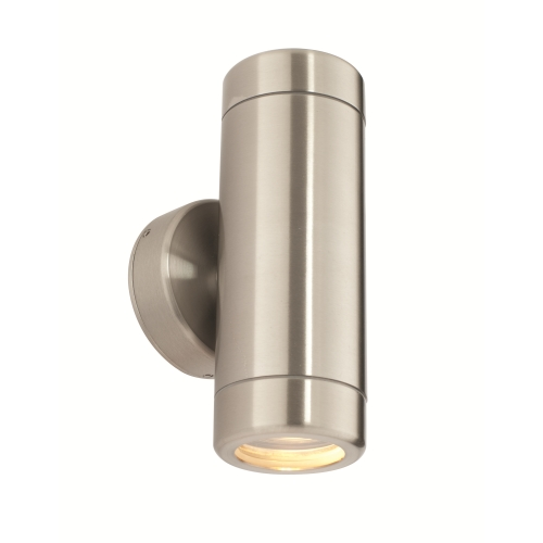 Odyssey Stainless Steel Twin Outdoor Wall Light ST5008S