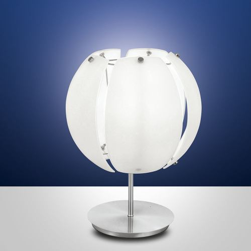 3244-30-102 Thea Plate Glass Table Lamp
