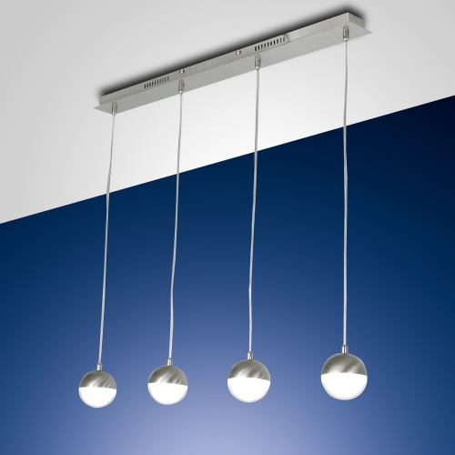 3262-49-178 Melville LED 4 Light suspension Lamp
