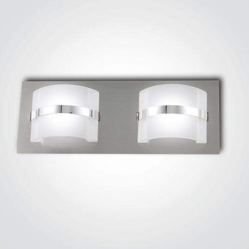 3263-22-178 Niside Double LED Wall Light