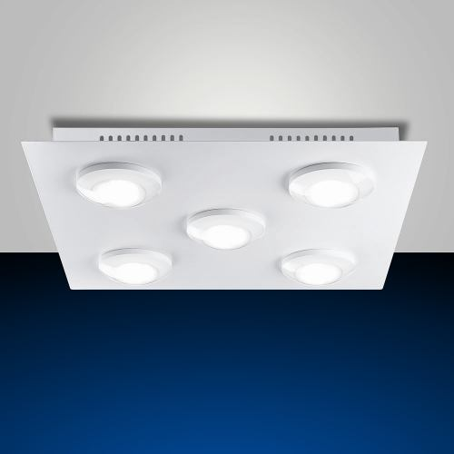 3270-65-102 Swan LED Flush Light