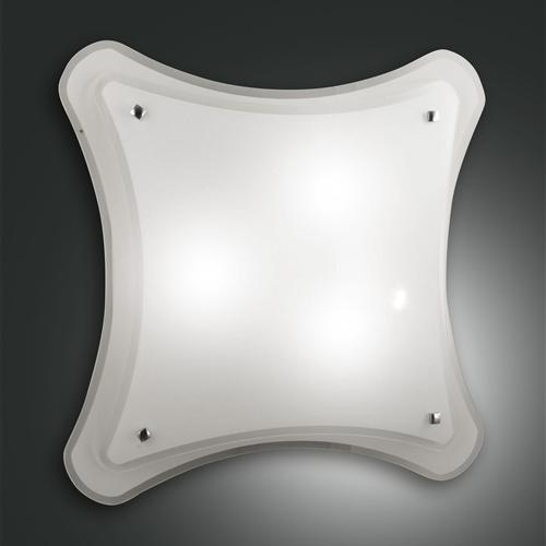 3113-65-102 Milton Curved Square Large Ceiling light