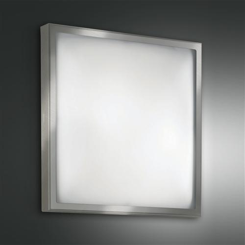 3163-66-178 Osaka Large LED Satin Nickel Ceiling Light