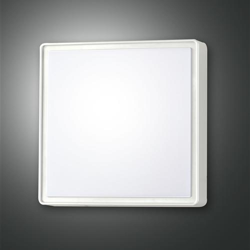 3225 61 102 oban white outdoor sensor ceiling light the. Black Bedroom Furniture Sets. Home Design Ideas