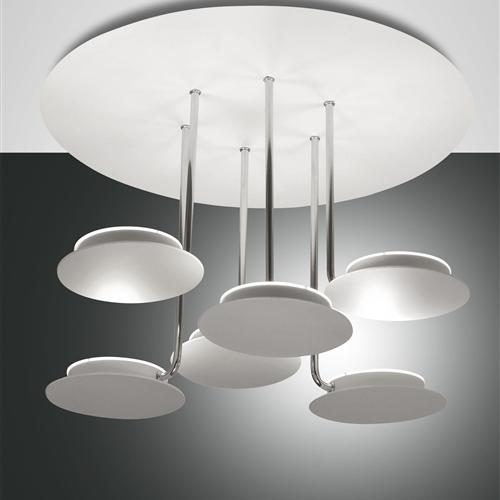 3247-64-102 Fullmoon LED Six Light Ceiling Fitting