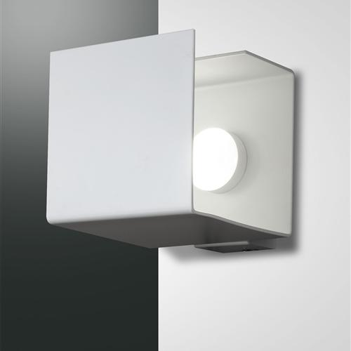 3313-21-102 Just White LED Wall Light