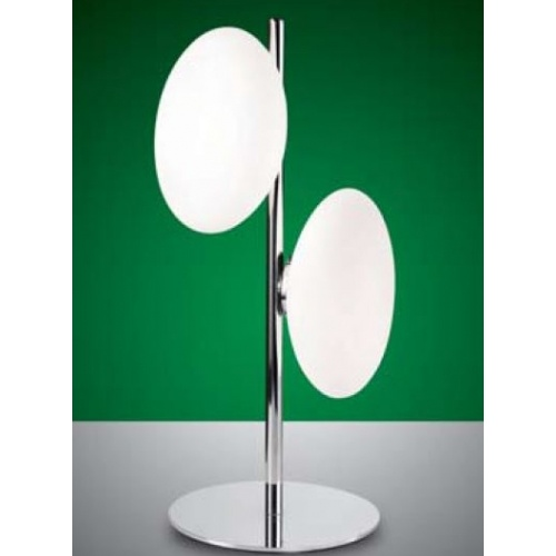 3116-30-138 Melody Chrome Table Lamp
