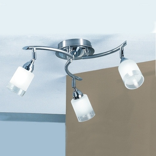 DP40023 Campani Silver Ceiling Light