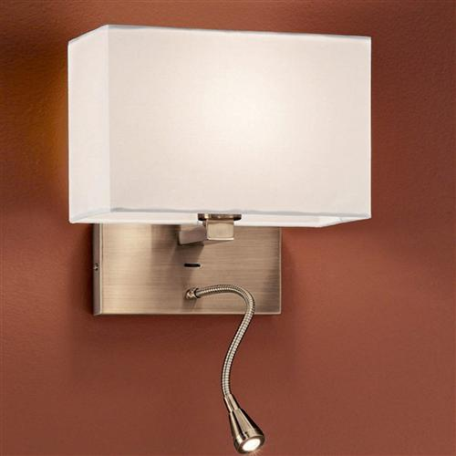 Florence Light Source Led Wall Reading Light The Lighting Superstore