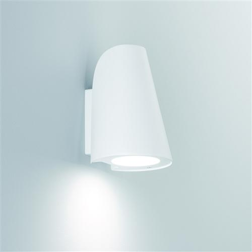 Fortuna White Outdoor Down Light OUW6617
