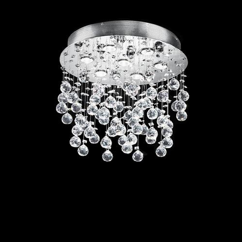 FL2019/7 Constellation Crystal Ceiling Light