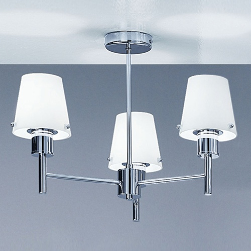 FL2059/3 Turin Triple Ceiling Light