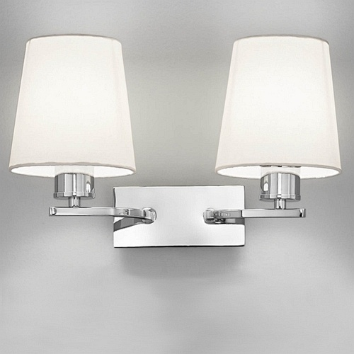 FL2082/2/1123 Hexx Double Wall Light