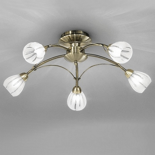 Chloris Semi Flush Light Fl2207/5