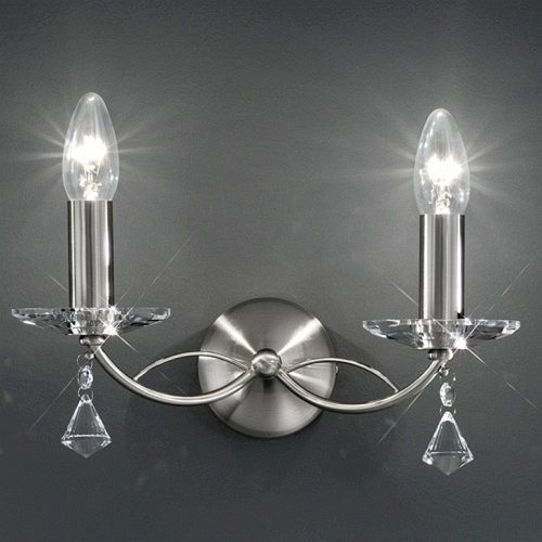 Monaco Double Wall Light Fl2225/2
