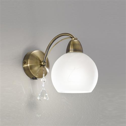 Thea Single Bronze Wall Light Fl2278/1
