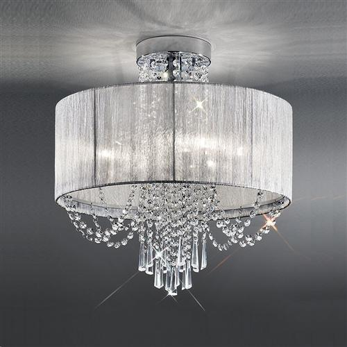 Franklite Empress Ceiling Light Fl2303 6 The Lighting