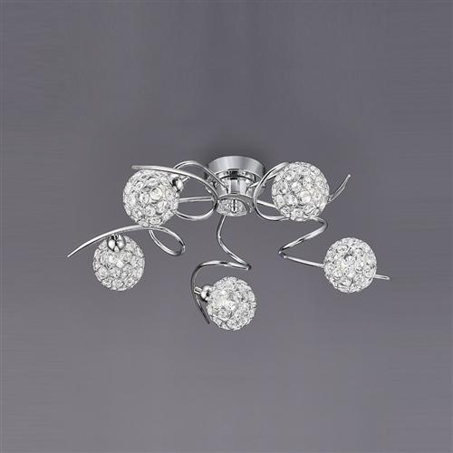 Oracle Five Arm Ceiling Light Fl2308/5