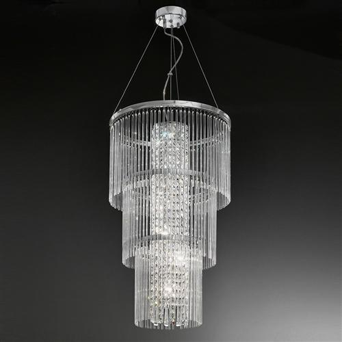 Charisma Crystal 6 Light Pendant Fl2310/6