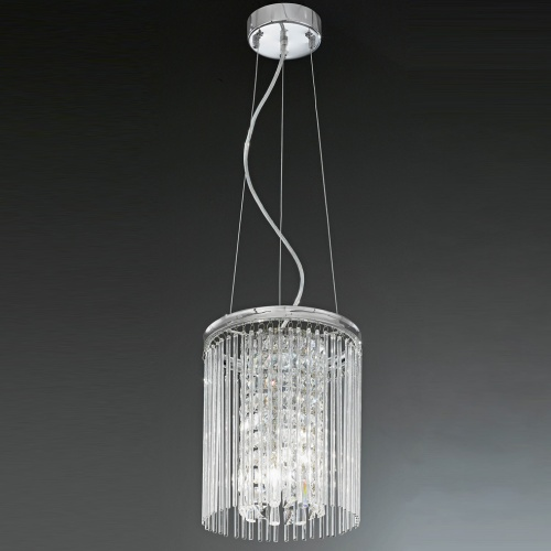 Charisma Crystal Triple Pendant Light Fl2310/3
