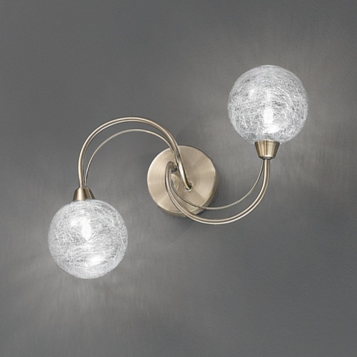 Gyro Double Wall Or Ceiling Light Fl2328/2