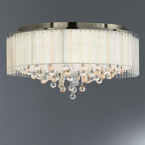 Faedra Semi Flush Ceiling Light TP2345/8