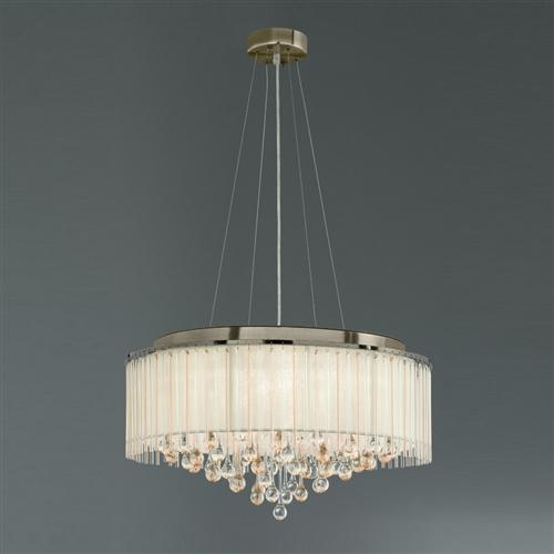 FL2346/8 Ambience 8 Light Ceiling Pendant