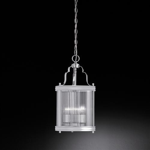 Three Light Ceiling Hanging Lantern La7016