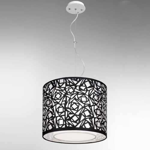 Abstract Ceiling 4 Light Pendant Pch111