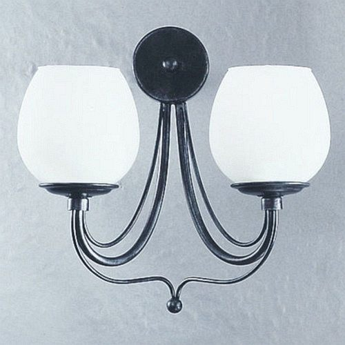 Double Arm Wall Light Pe3272/715 The Lighting Superstore