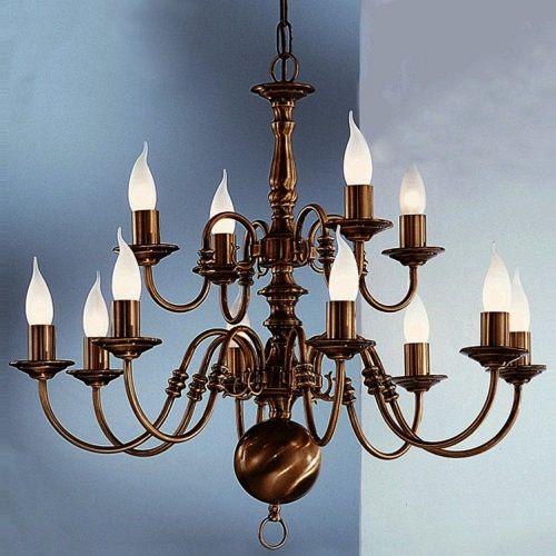 Cora Ceiling Light Bronze 6 Arm : Bronze multi arm ceiling light pe the lighting