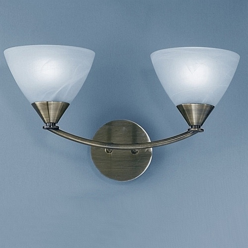 Meridian Wall Light Pe9662/786