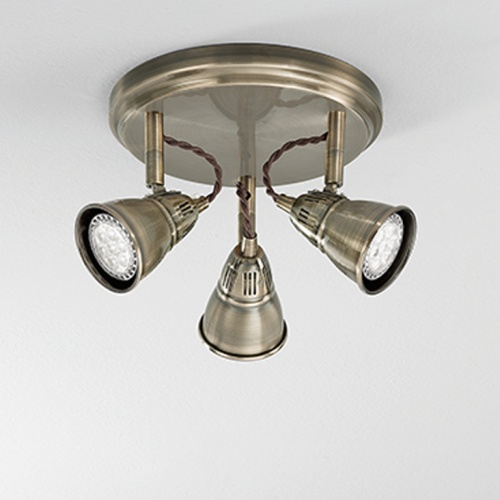 Rustica 3 Light Spotlight Spot8953