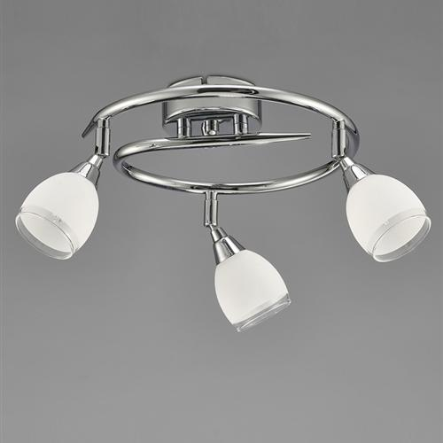 Lutina 3 Light Ceiling Fitting Spot8963