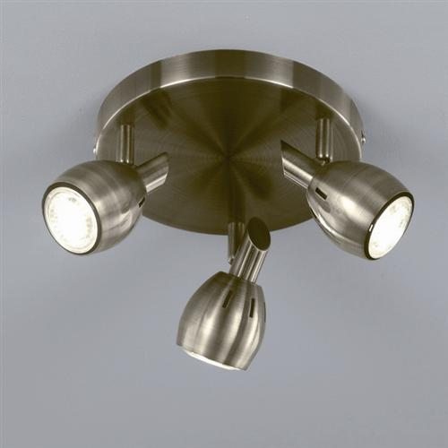 Tivoli Three Light LED Spotlight Fitting Spot9013