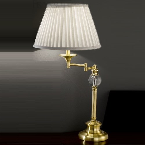 traditional swing arm table lamp tl901 the lighting superstore. Black Bedroom Furniture Sets. Home Design Ideas
