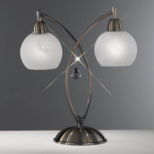 TL908 Thea Crystal Table Light