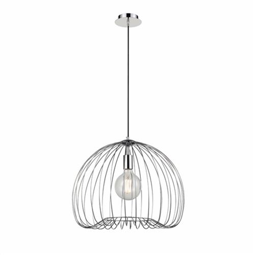 Rosie Large Domed Wire Ceiling Pendant Light Fitting The Lighting Superstore